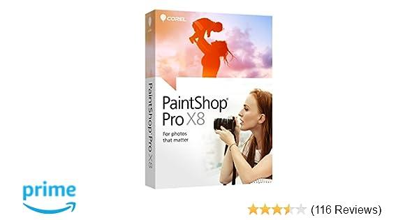 Corel PaintShop Pro X8 [Old Version]