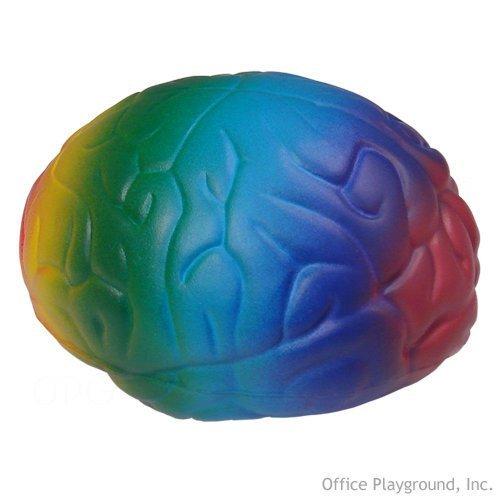 Brain Stress Toy - Rainbow (Reliever Brain Stress)