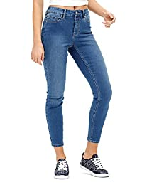 Guess Factory Women's Tahiana High-Rise Skinny Jeans