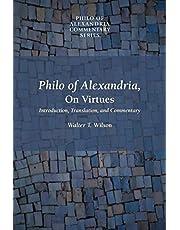 Philo of Alexandria, on Virtues