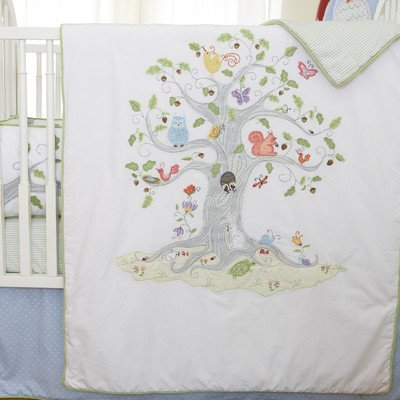 Wishing Tree Quilt by Little Acorn