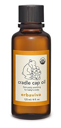 Erbaviva - Organic Cradle Cap Oil (4 -