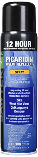 Sawyer Products SP576 Premium Insect Repellent with 20% Picaridin, Spray, 6-Ounce (Best Order To Apply Skin Care Products)