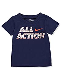 Nike Baby Boys' T-Shirt - navy, 12 months