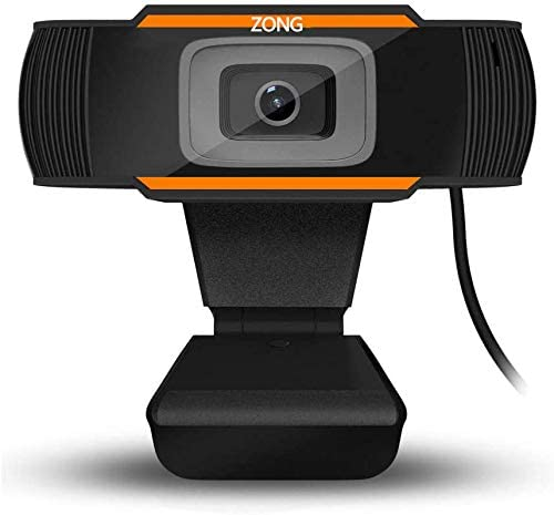 HD Webcam 1080p Streaming Web Camera with Dual Microphones