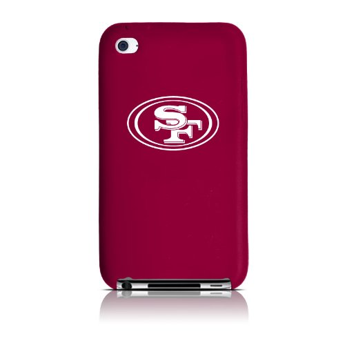 Tribeca FVA3684 Varsity Jacket (Silicone) iPodTouch - 4th - Ipod 4th Generation Case 49ers