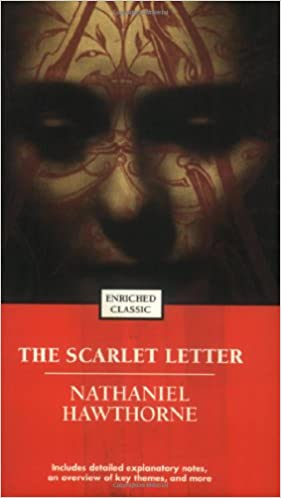 the scarlet letter enriched classics nathaniel hawthorne 9780743487566 amazoncom books