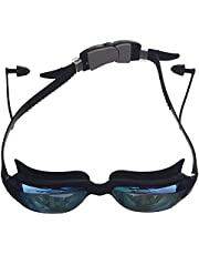 Speedo MC 101 Swim Goggles - Black
