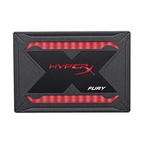 chollos oferta descuentos barato HyperX Fury SSD SHFR200 960G RGB