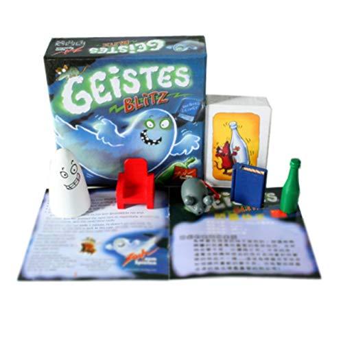 [해외]Shengerm Geistes Blitz Board Game Friends Party Game / Shengerm Geistes Blitz Board Game Friends Party Game