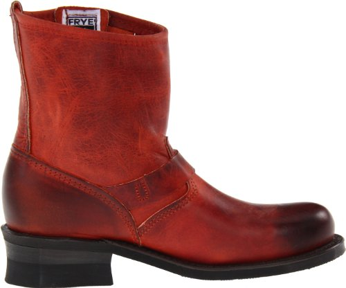Old Burnt 8R Women's Town Red FRYE Boot Engineer Ankle UaqR6
