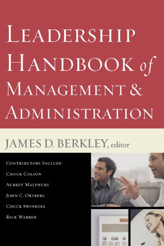 Leadership Handbook of Management and Administration (Tapa Blanda)