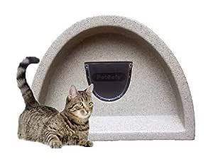 Primavera Oferta - Refugio de gatos para exteriores/Cat ...