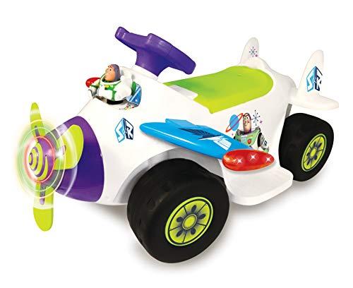 Kiddieland Battery Powered Buzz Plane (Tricycle Plane Disney)