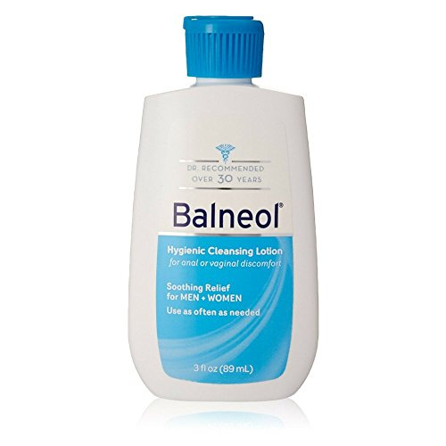 (Balneol Hygienic Cleansing Lotion 3 Ounce Bottles, Moisturizing Soothing Relief )