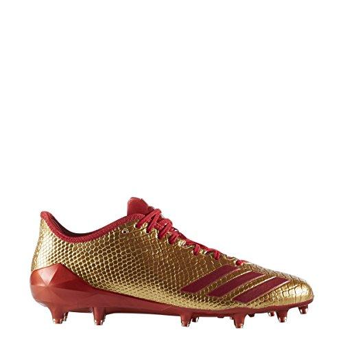Adidas Adizero 5star 6,0 Guld Knap Mens Fotboll Guld Metallic Universitets Röd