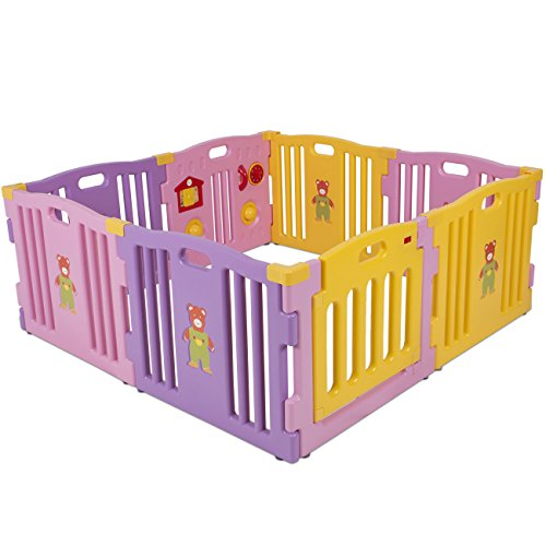 Baby Playpen With Ebook by MRT SUPPLY (Image #3)