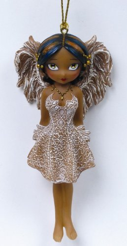Strangeling Fairy Costumes (Strangelings Lovely Eyes Fairy Ornament 8037 By Jasmine Becket)