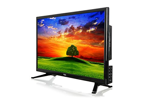 Xoro HTC 2446 60 cm (24 Zoll) LED Fernseher (HD-Ready, Triple Tuner, Mediaplayer, DVD-Player)