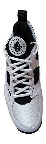 Nike Air Trainer Huarache Low Mens Bianco Nero 119