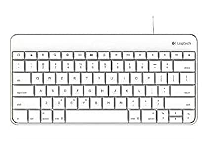 Amazon.com: Logitech Wired Keyboard for iPad with Lightning ...