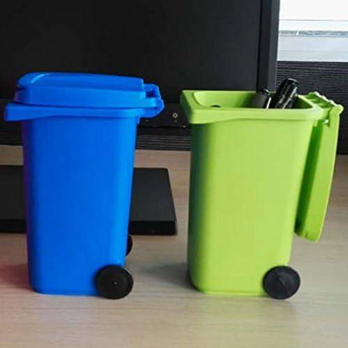 Kunststoff PP Home essential Swing Abfalleimer//M/ülleimer 25l 3er Set 24x39x50 cm LxBxH BranQ Gelb//Blau//Braun