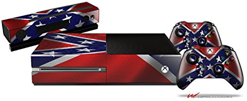 Confederate Rebel Flag Holiday Bundle Decal Style Skin