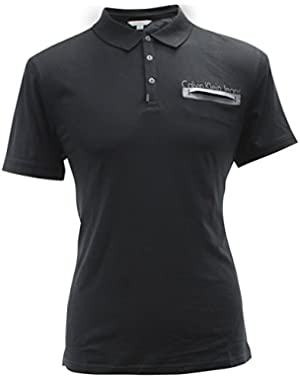 Calvin Klein Men's Logo Polo