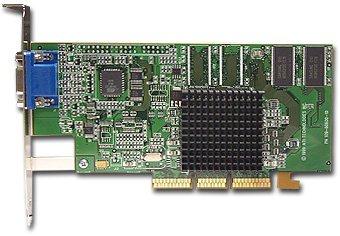Video Agp 128 16mb Card - Gateway - ATI RAGE 128 NLX 16MB AGP VIDEO CARD - 6001829