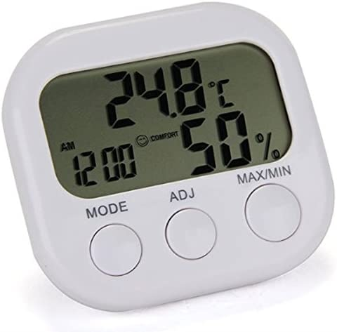 Neue Mini-Digital-Thermometer-Hygrometer-LCD-Display-Thermo-Hygrometer Mit StäNder FüR Zu Hause
