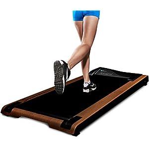 DESKFIT Tapis roulant pour bureau – en bonne santé au bureau et à la maison | exercice et travail ergonomique | très…