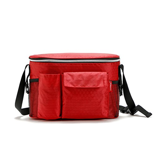 Insulated Cooler Handbag Container Shoulder product image
