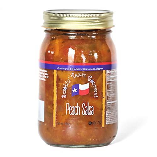 (Texas Sweet Onion Peach Salsa 16 oz)