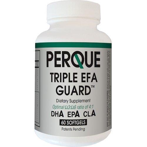 Perque - Triple EFA Guard 60 gels