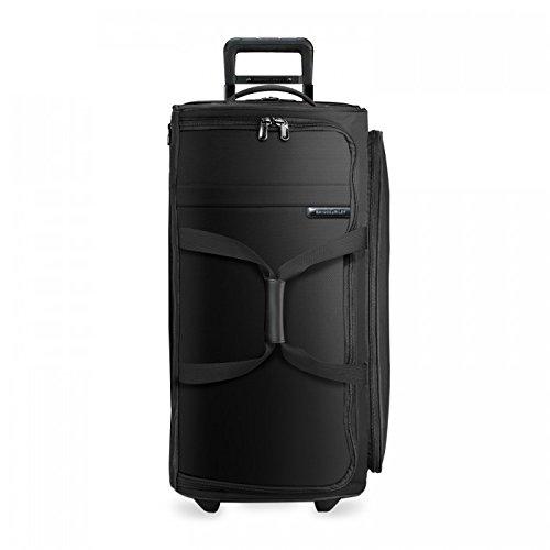 Briggs & Riley Baseline Upright Tough Duffle Bag, Black, Large by Briggs & Riley
