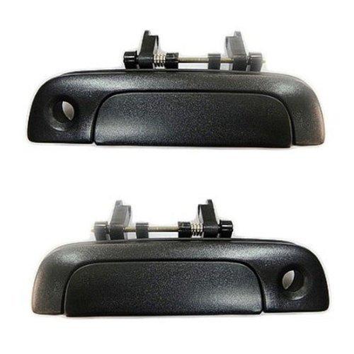 Pair of 95-02 Suzuki Esteem Front Outside Outer Exterior Door Handles