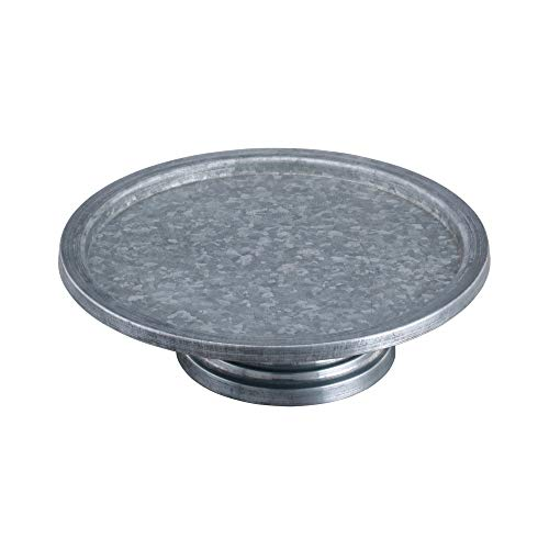 Benzara 49189 Functional Metal Cake -