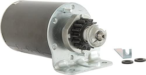 NEW STARTER FITS JOHN DEERE TRACTOR 111 111H L118 L120 WITH FREE GEAR 494198