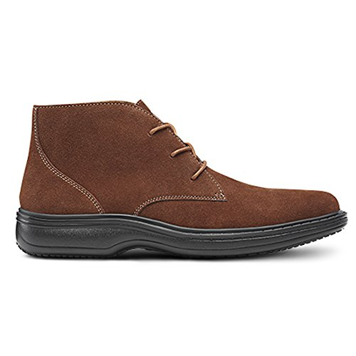 up Therapeutic Rust Lace Depth Dr Diabetic Ruk Men's Comfort Boot Extra Leather q4WAHgw