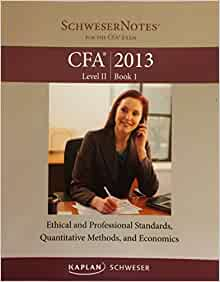 schweser cfa level 1 book 1 pdf
