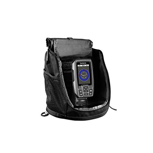 - Garmin Striker 4 with Portable Kit