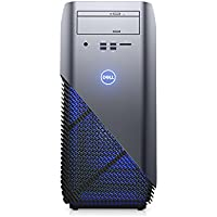 Dell i5675-A957BLU-PUS Inspiron 5675 AMD Desktop, Ryzen 7 1700X Processor, 8GB, 1TB, AMD Radeon RX 580 8GB GDDR5 Graphics, Recon Blue
