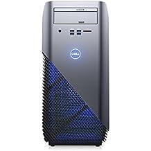 Dell i5675-A933BLU-PUS Inspiron 5675 AMD Desktop, Ryzen 5 1400 Processor, 8GB, 1TB, AMD Radeon RX 570 4GB GDDR5 Graphics, Recon Blue