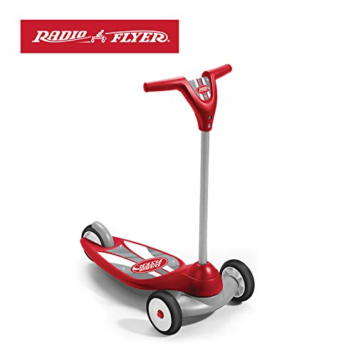 Radio Flyer My 1st Scooter, Red