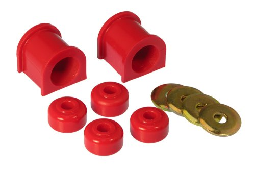 Grease Urethane Bushing (Prothane 18-1109 Red 24 mm Front Sway Bar Bushing Kit)