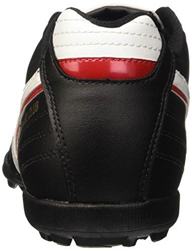 Mizuno Herren Mrl Club As Fußballschuhe Black (Black/White/Red)