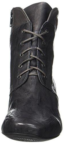 Kombi Think Femme Vulcano Gris Boots Rot Karena 21 37 Desert EU fAFqtxzwfr