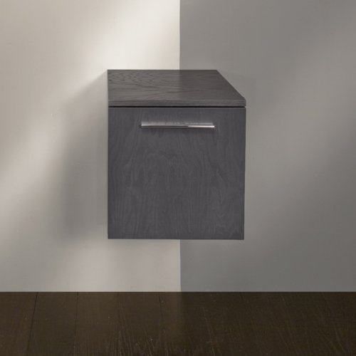 Poundex Bobkona Susana Tri Fold Mirror Vanity Table With