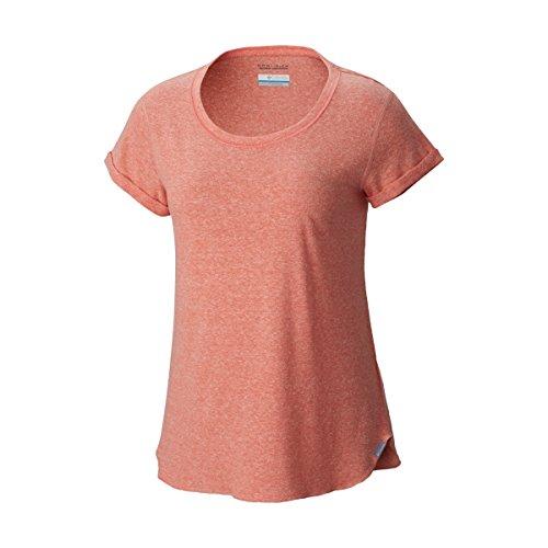 505 Clair shirt Shaker T Rose Trail Donna Columbia xwCqX1R4R