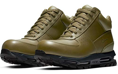 - NIKE Men's Air Max Goadome Boot, Olive Canvas/Anthracite, 9